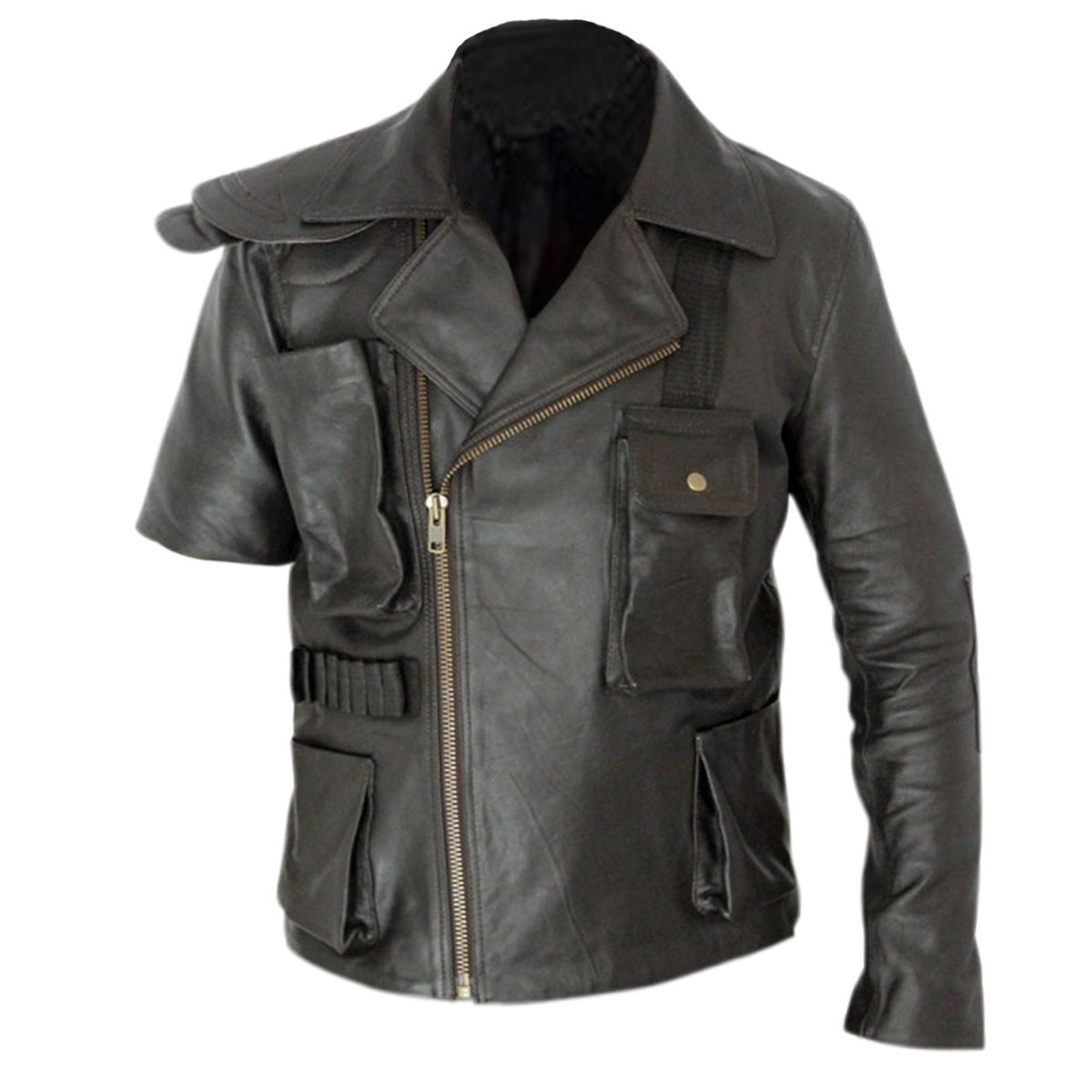 b7d2a1685 Mad Max Fury Road Tom Hardy Jacket at Amazon Men s Clothing store