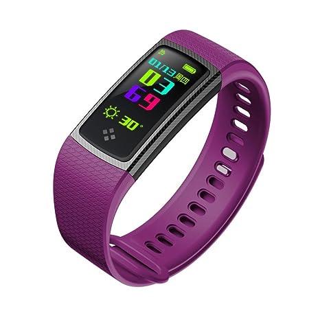 taottao S9 Bluetooth 4.0 Smart pulsera banda corazón monitor de ...