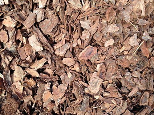 100% Mini pepitas de corteza de pino: Amazon.es: Jardín