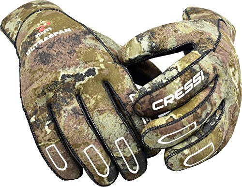 Cressi Ultraspan Camo, 2.5mm, XL