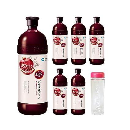 ホンチョ 紅酢 ざくろ酢・ザクロ酢 1BOX (1.5L x 6本)