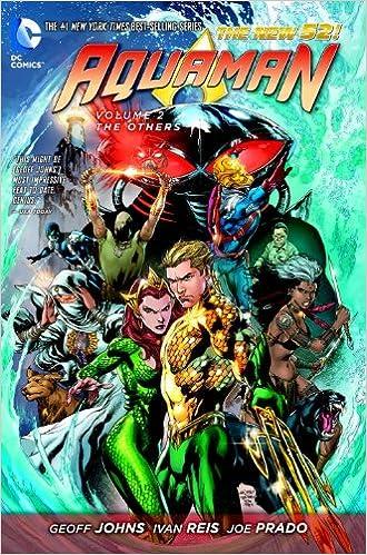 aqua mans amazoncom aquaman vol 2 the others the new 52 9781401242954
