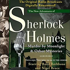 Murder by Moonlight and Other Mysteries Radio/TV Program
