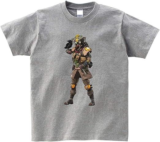 GKH2 Apex Legends - Camiseta de Manga Corta para jóvenes, diseño de Cazador de Sangre: Amazon.es: Hogar