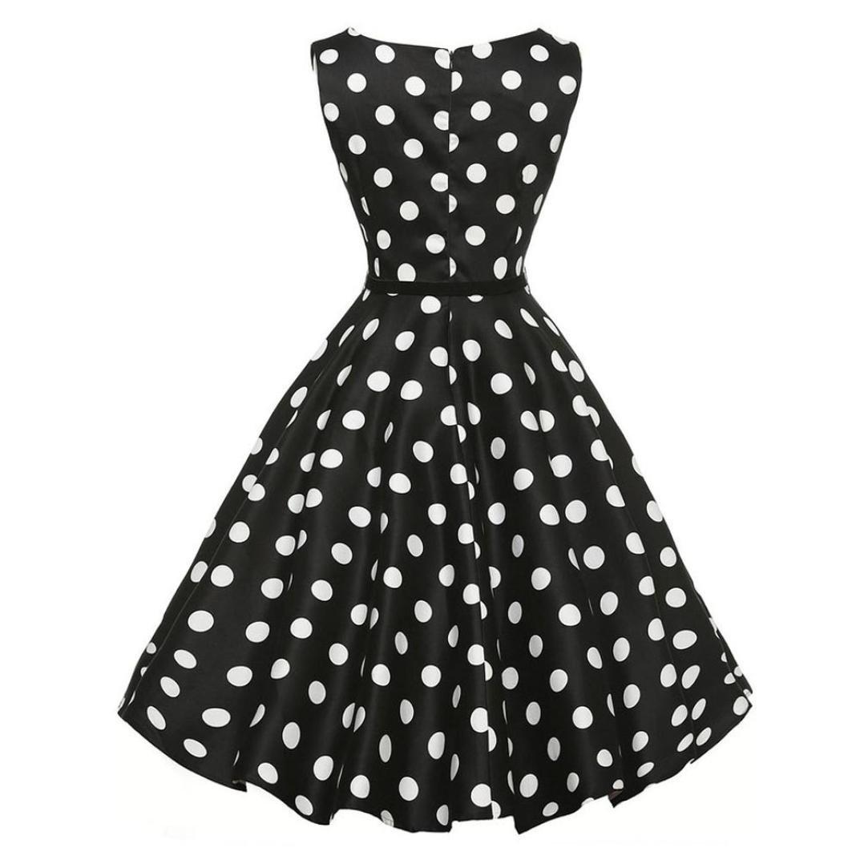 Damen Party Club Kleider , Pinup Rockabilly Kleid | Spitzenkleid Faltenrock | Damen AbendKleid | Langes Kleid | Damen Kleidung Unter 10 Euro | Dünne Sommerkleid | 50er Vintage Retro Kleid