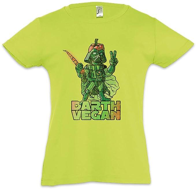 Urban Backwoods D Vegan Camiseta para Niñas