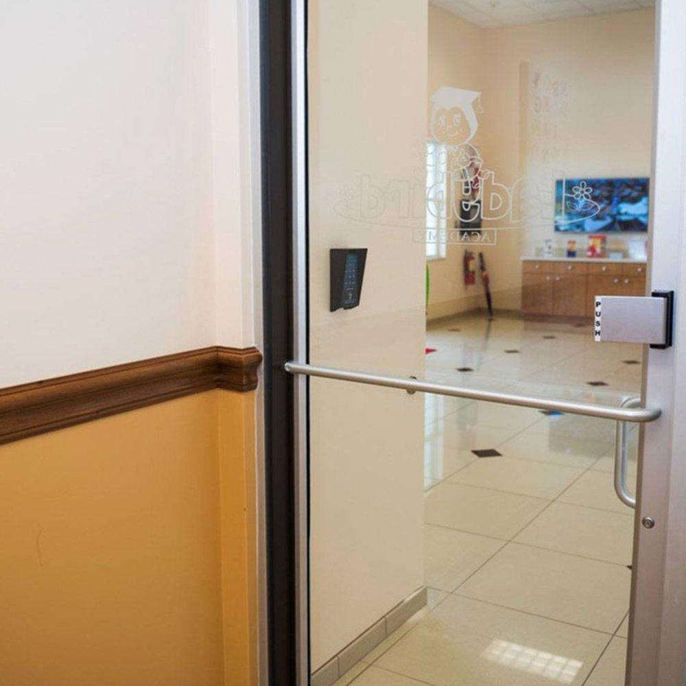 Complete Door Safety Shield Set | Finger Pinch Protector Guards for Door Hinges (96'', Brown) by Fingersafe USA (Image #4)