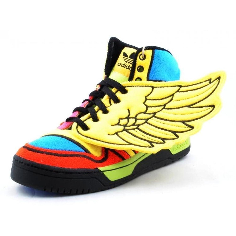 Amazon.com | adidas JS WINGS G61380 Jeremy Scott sun poppy | Fashion  Sneakers