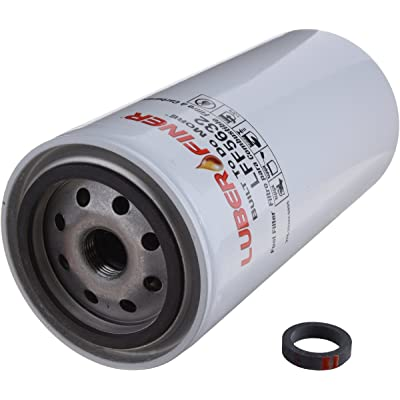 Luber-finer LFF5632 Heavy Duty Fuel Filter: Automotive