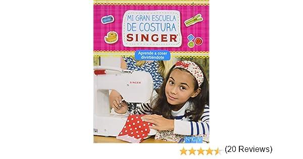 Mi Gran Escuela De Costura Singer: Amazon.es: Vv.Aa.: Libros