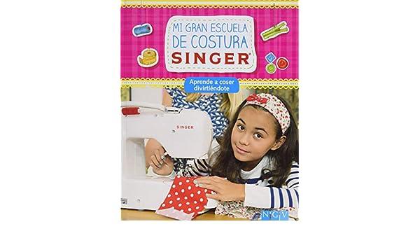 GRAN ESCUELA DE COSTURA SINGER, MI: VARIOS(006152): 9783625006152: Amazon.com: Books
