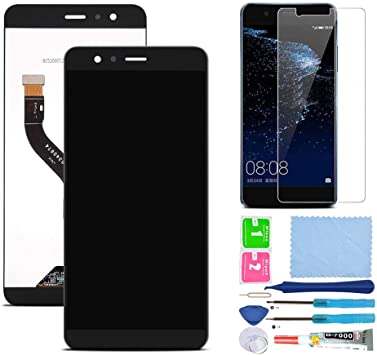 Pantalla LCD Táctil Asamblea Repuesto Compatible con Huawei P10 ...