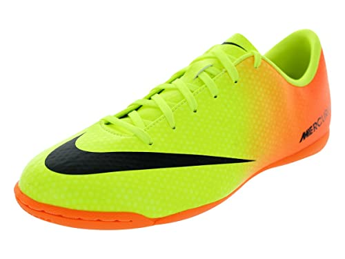 size 40 f3c35 ee990 ... good nike jr mercurial victory iv ic zapatillas para niños naranja  verde neón 3931c ba207