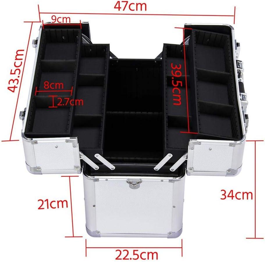 Werkzeugkoffer Werkzeugkiste leer Kunststoff Größe 16 22 26 Angelkoffer stabil
