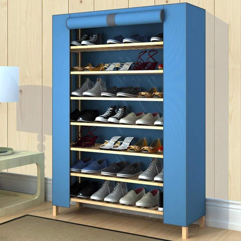 HHQ Armario de Zapato Multifuncional Multiusos Multifuncional Multifuncional Multifuncional para el hogar (Tamaño :  6) 300301