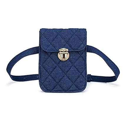 6ff0e17c2a43 Amazon.com : Hotpaint Small Fanny Pack - Waist Packs for Women ...