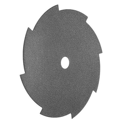 SenQing 255x25.4x1.6mm Hoja de Sierra de Corte de desbrozadora de ...