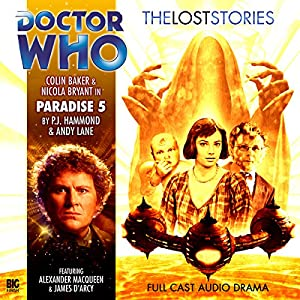 Doctor Who - The Lost Stories - Paradise 5 Audiobook