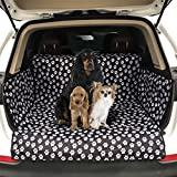 Car Boot Liner Protector Boot Cover for Dogs Universal Waterproof Pet Car Back Seat Cover Boot Protection Mat Trunk Dog Blanket for Cars, Trucks, SUV