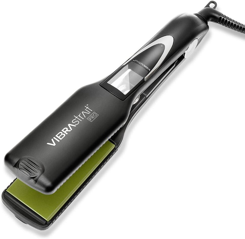 VIBRASTRAIT PRO 1 3 4 Vibrating Flat Iron, by Beautopia Hair