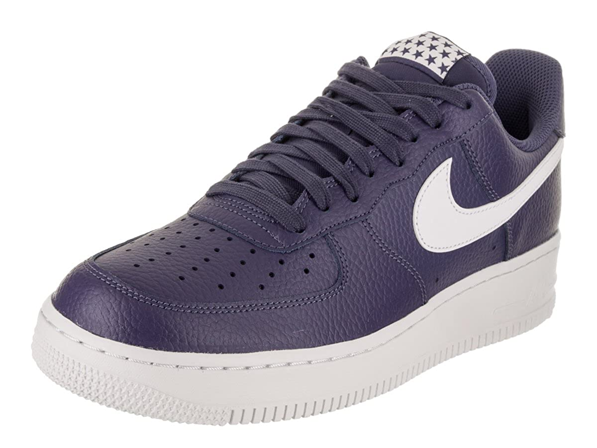Flerfärgiga Nike - mänyer Nike Air Force 1