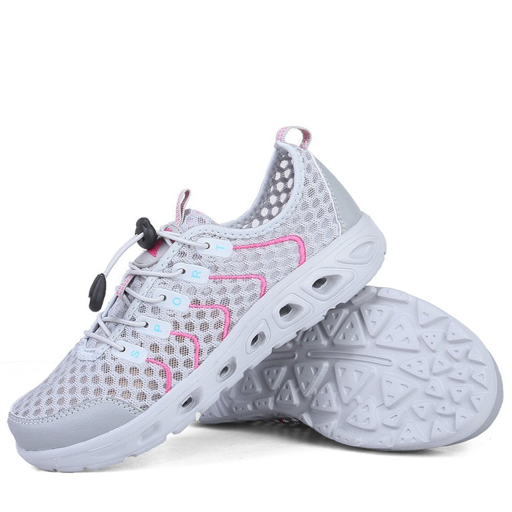 Dig dog bone Athletic Sneaker Lace up Breathable Cotton Mesh Fabric Shoes for Women /& Men