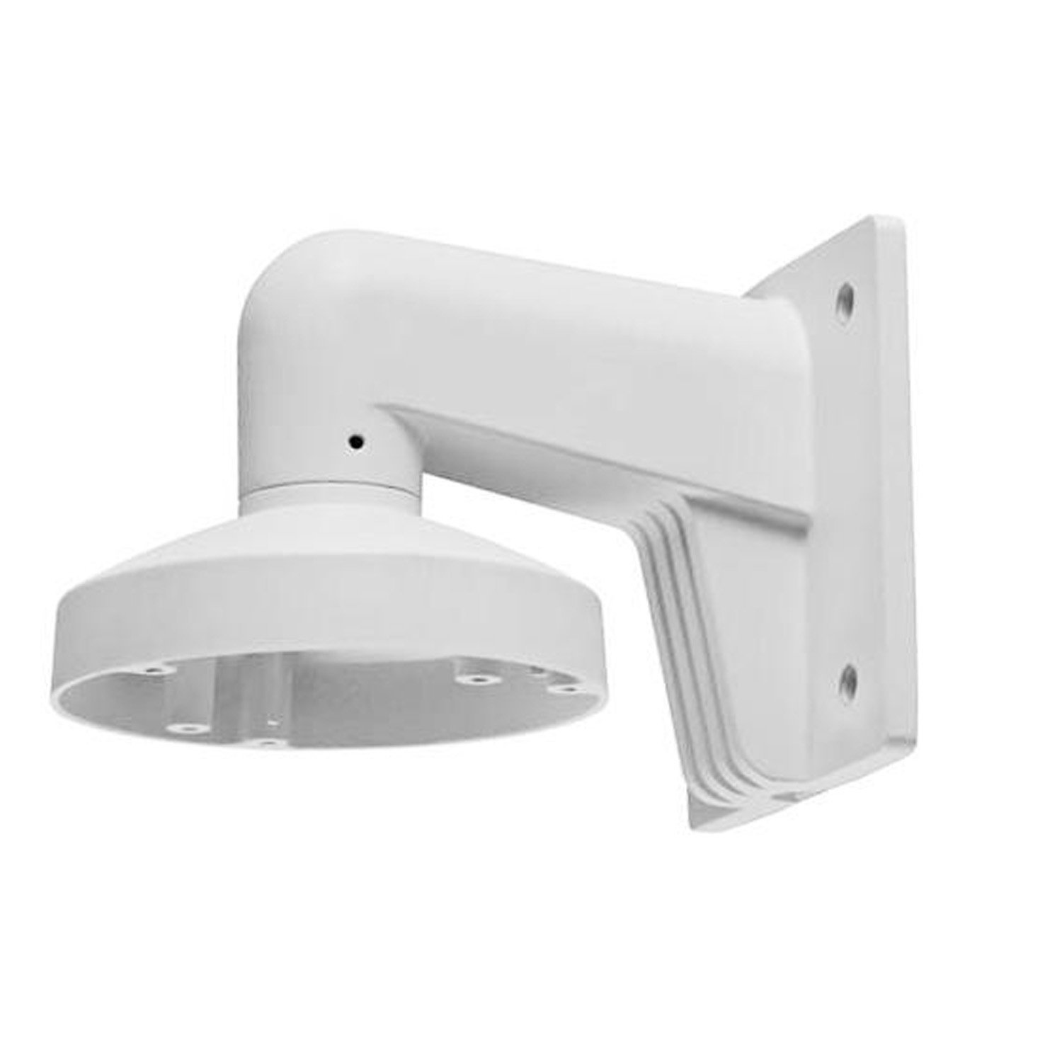 Hykamic DS-1272ZJ-110 Indoor and Outdoor Wall Mounting Bracket for Hikvision Fixed Lens Dome IP Camera DS-2CD21x2 by HYKAMIC