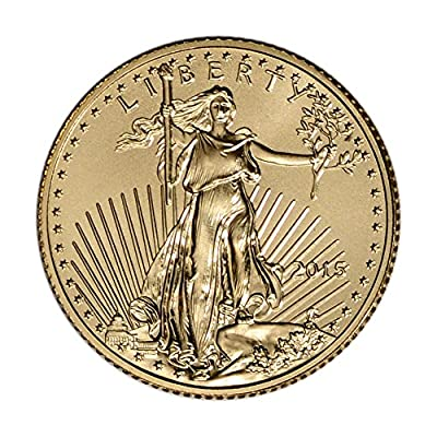 2015 American Gold Eagle $5 Gift Box U.S. Mint