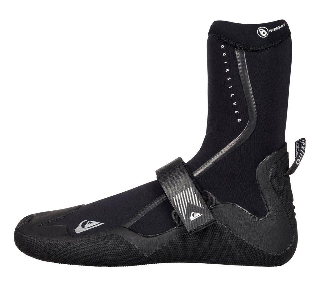[クイックシルバー] 7 mm HLINEパフォーマンスRound Toe Boot 9 D(M) US ブラック B01INR7FQS