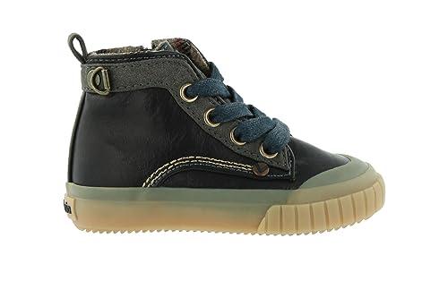Zapatillas Victoria 065105 - Bota Cremallera Pu Cuero unisex ni?os: Amazon.es: Zapatos y complementos