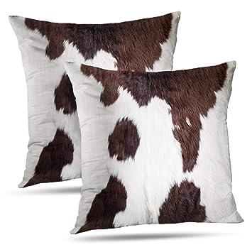 Amazon.com: Pakaku - Funda de almohada decorativa para sofá ...