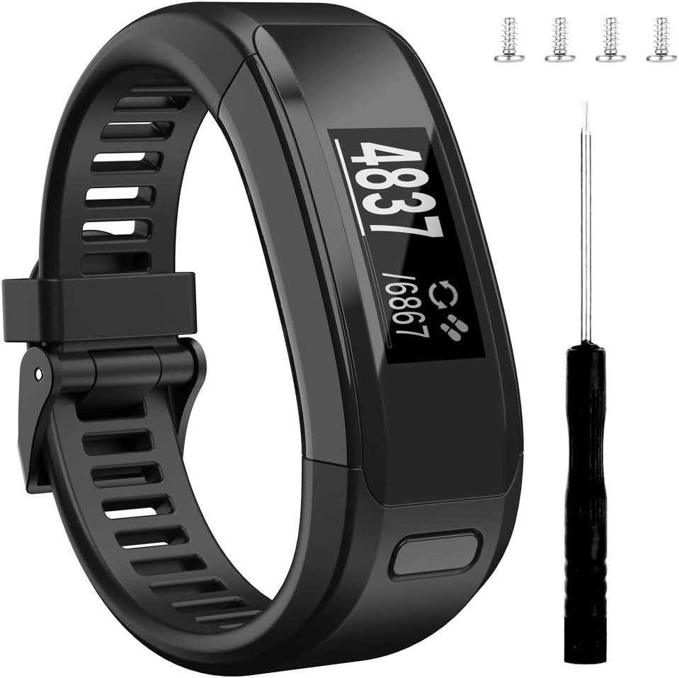 malla para reloj Garmin Vivosmart HR x large