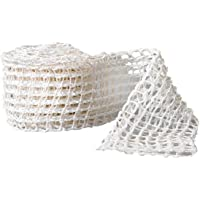 "ibili 777702 ""Clasica"" Rayon Elastic Meat Netting, White, 2 m"