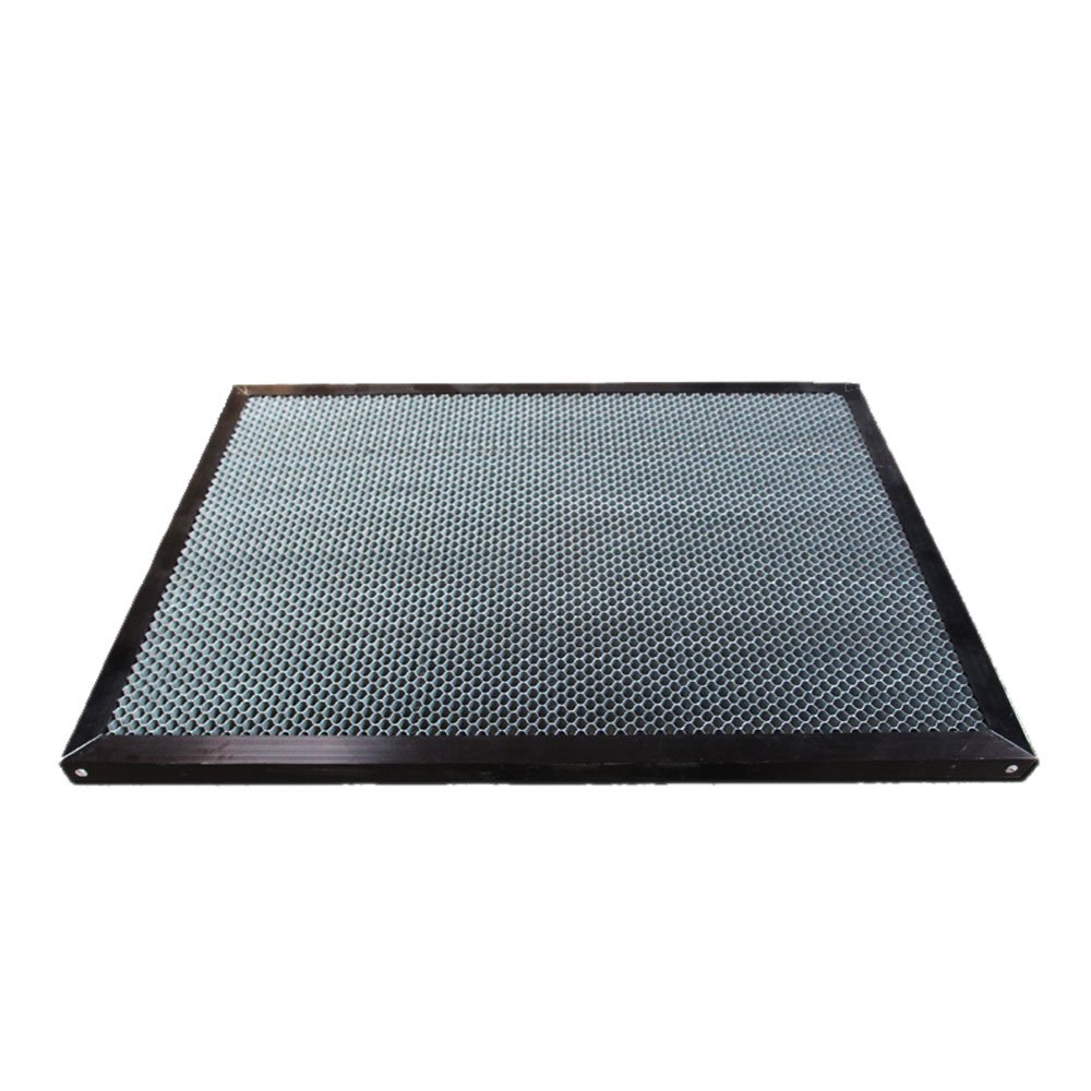 Honeycomb Working Table 300mmx 500mm Customizable Size Work Bed Laser Parts for CO2 Laser Engraver Cutting Machine 11.81x19.69 inch
