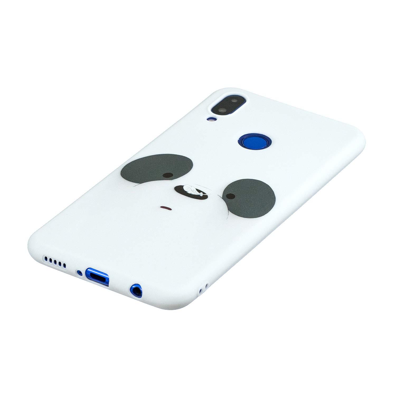 Everainy Kompatibel f/ür Huawei Honor 8X Silikon H/ülle Matt Neu Ultrad/ünn H/üllen mit Schl/üsselband Handyh/ülle Gummi f/ür Huawei Honor 8X Sto/ßfest TPU Gel Sto/ßstange Cover B/är