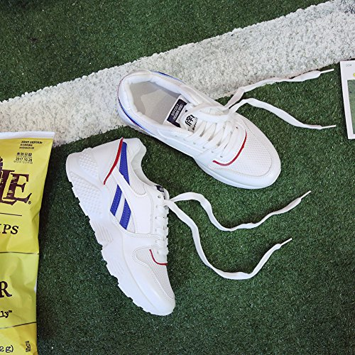 Gym Women's Sneakers Walking White07 warm Jogging Fashion Fitness Sport Running Shoes Workout KKLM Athletic Chu vpT7qwEp