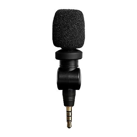 Saramonic SmartMic Microphone for iOS Devices (Black)