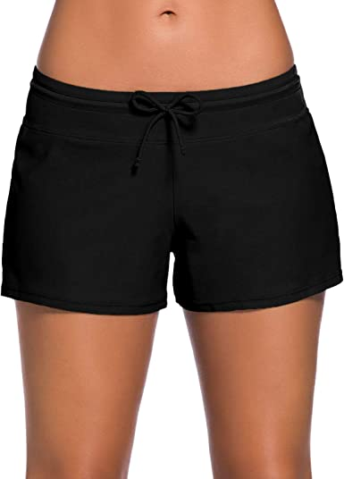 Merry Style Costume a Pantaloncino Nuoto Donna S1R1