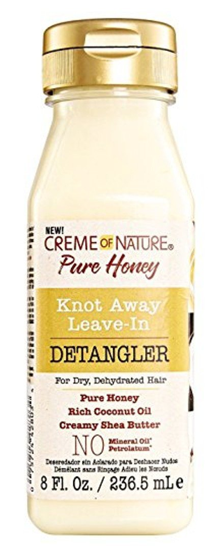 Creme of Nature Knot Away Leave-In Detangler, 8 OZ REVLON/ROUX LABORATORIES 75724428034