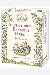 Adventures in Brambly Hedge Hardcover