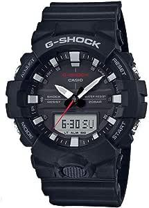 Casio G-Shock Men's Dial Resin Band Watch - GA-800-1ADR, Quartz