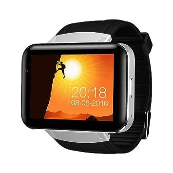 KKCF Reloj Inteligente -Internet Inalámbrica WIFI -Rastreador De Fitness-Reloj Inteligente Con Videollamada 3G-Monitor Para Dormir-Admite Tarjeta SIM 2G/3G: ...