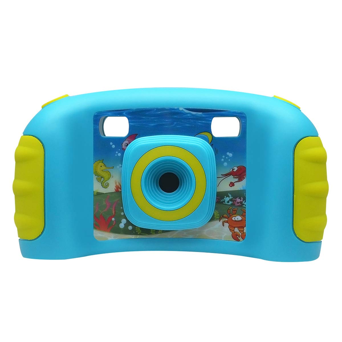 bouti1583 Digital Photo Video Cameras with Games 1.77'' LED Screen for Kids Toy by bouti1583 (Image #1)