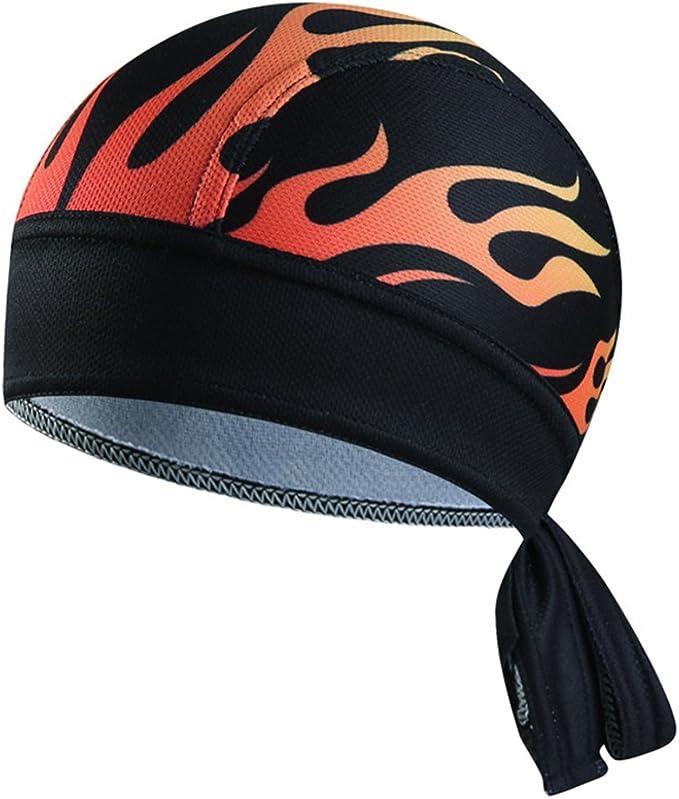 Kinder Bandana Kids Laufen Fahrrad Sport Stirnbänder Kopftuch Bandana für Kinder