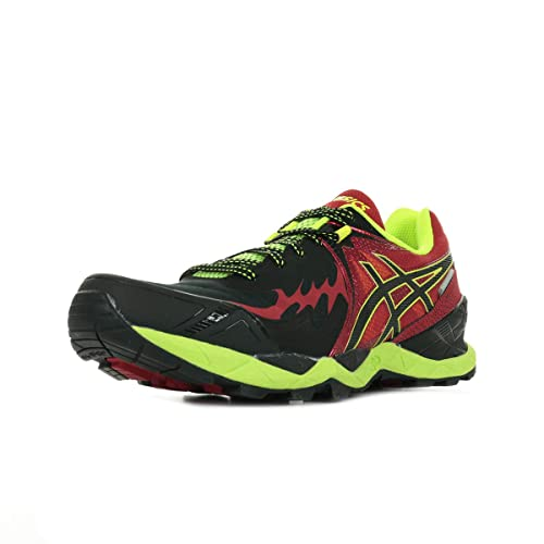 088c49c3c0 ASICS Gel-Fuji Endurance Plasmaguard Running Shoe Black  Amazon.co ...
