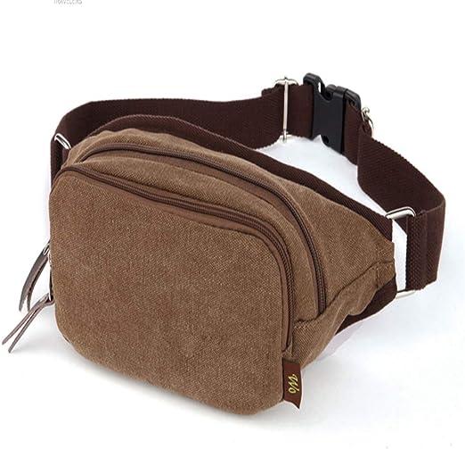 Bolsa de Viaje Fanny Bag Waist Pack Sling Pocket Súper liviano ...