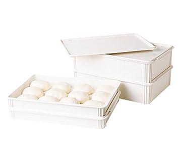 Cambro DBC1826CW148 White 18u0026quot; x 26u0026quot; Pizza Dough Box Cover  sc 1 st  Amazon.com & Amazon.com: Cambro DBC1826CW148 White 18