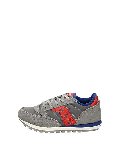 Saucony Jazz Sneakers Strappo Bambino  Amazon.it  Scarpe e borse 532c6bf0763