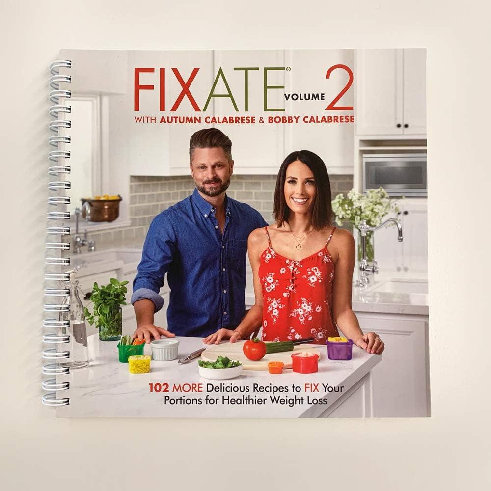 Beachbody FIXATE Vol. 2 Cookbook