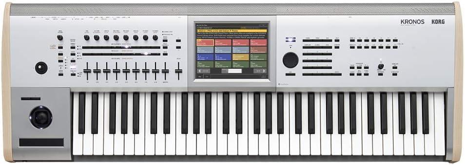 KORG KRONOS2-61 TI Sintetizador de 61 teclas Edición limitada ...